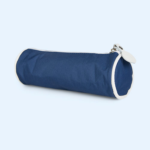 Navy Blafre Pencil Case