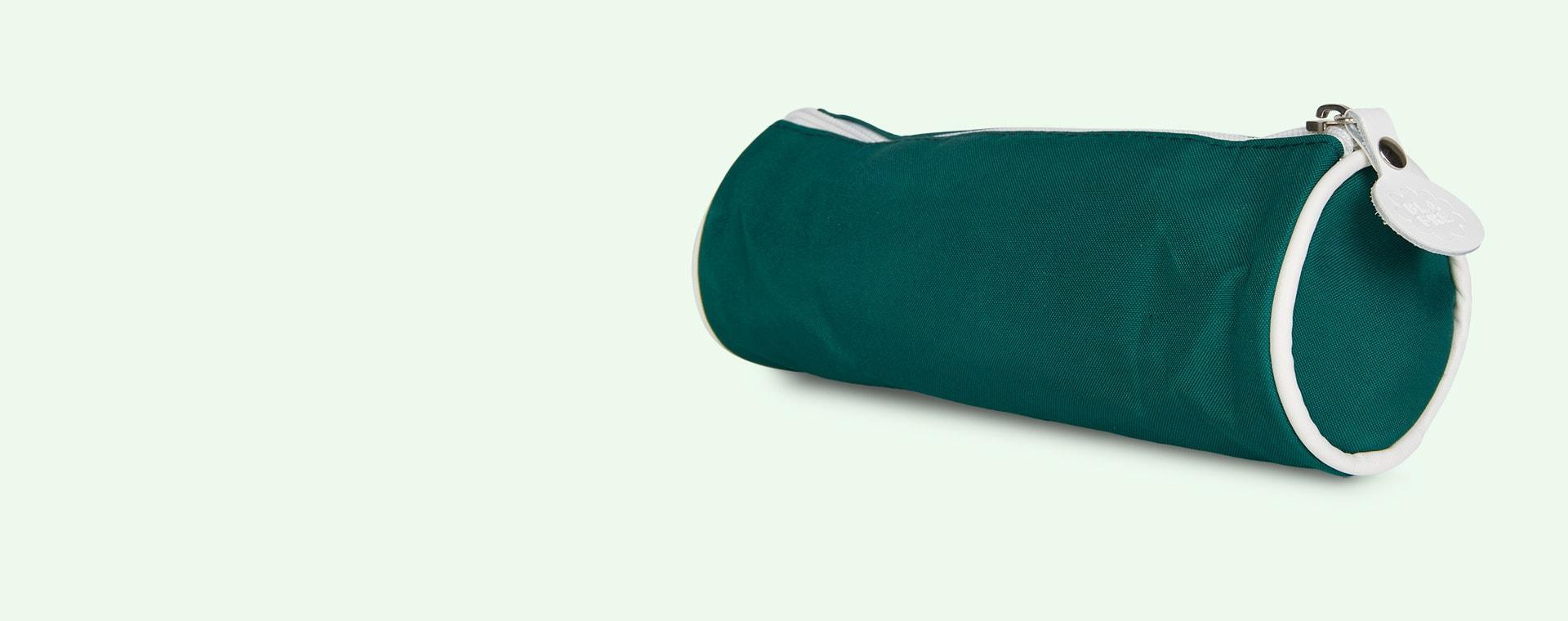 Dark Green Blafre Pencil Case