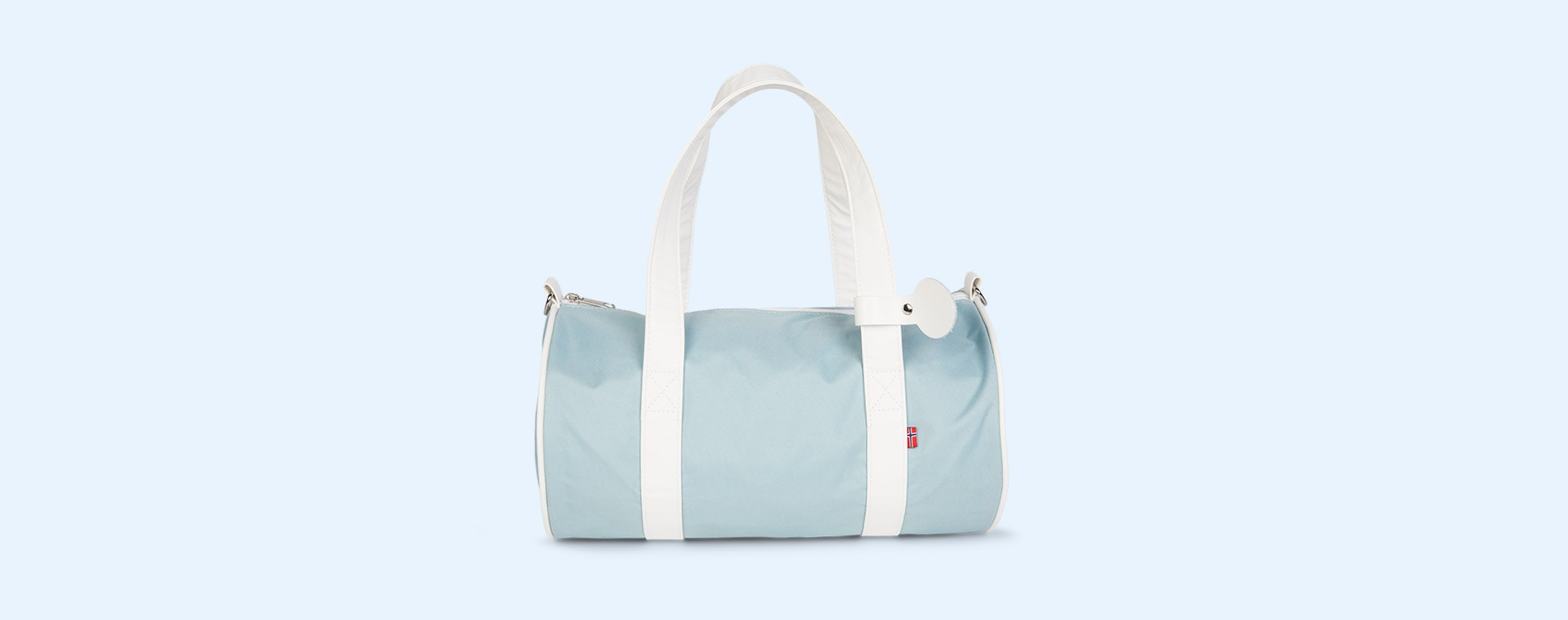 Light Blue Blafre Holdall Bag