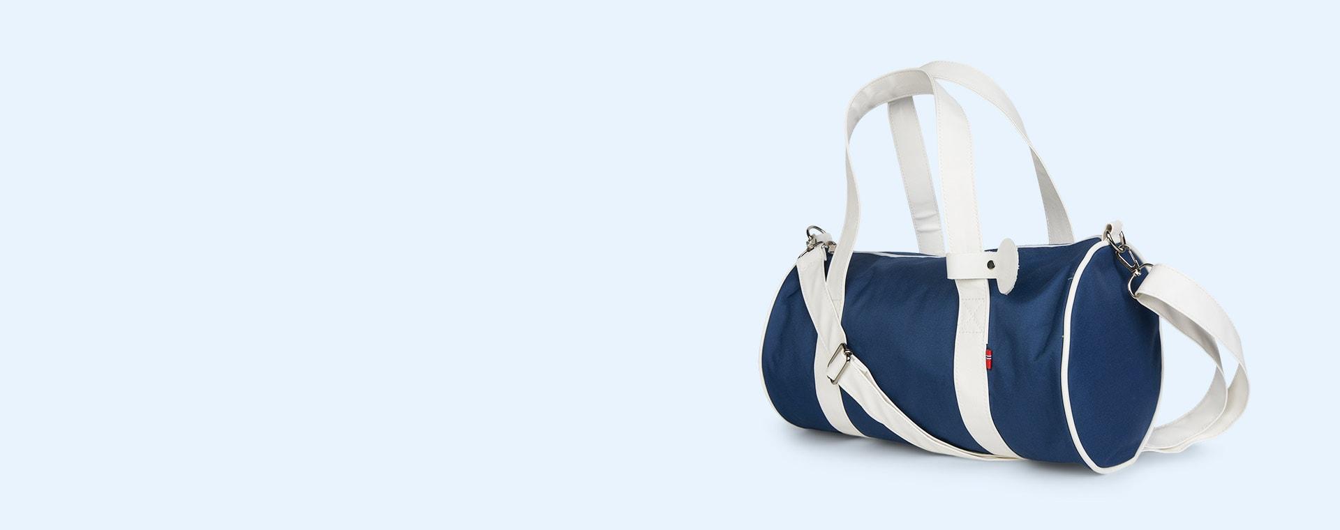 Navy Blafre Holdall Bag
