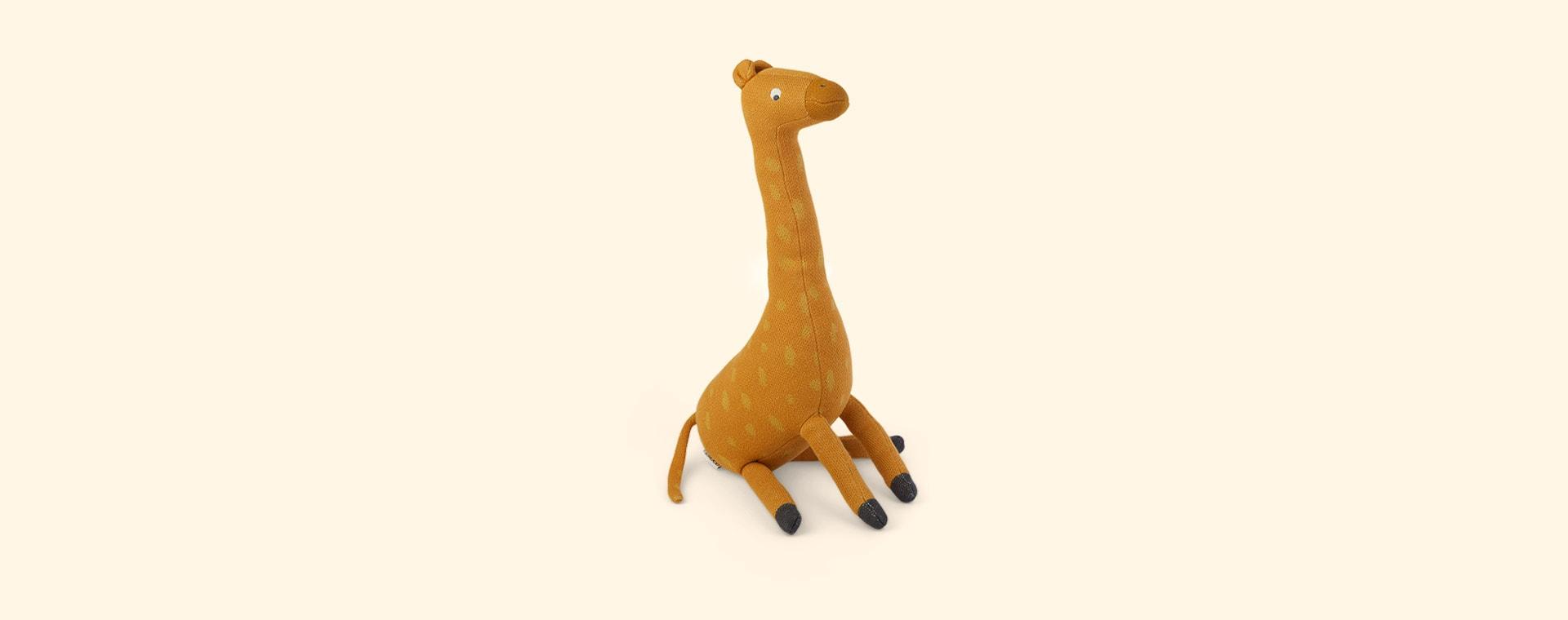 Giraffe mustard Liewood Gitte Giraffe
