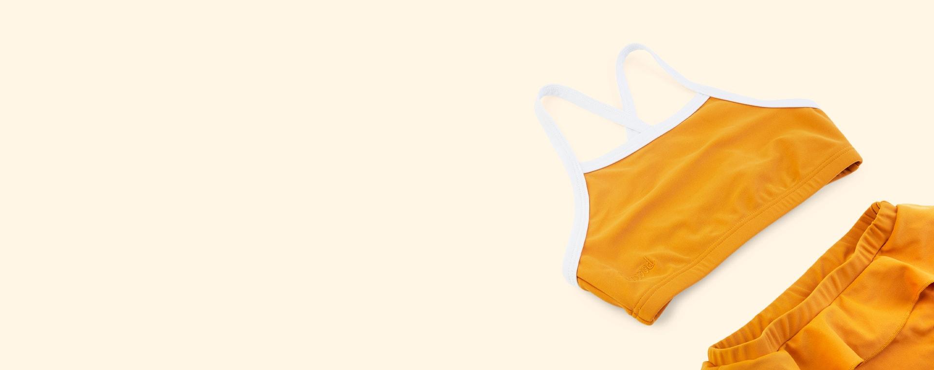 Mustard Liewood Marilyn Bikini Set