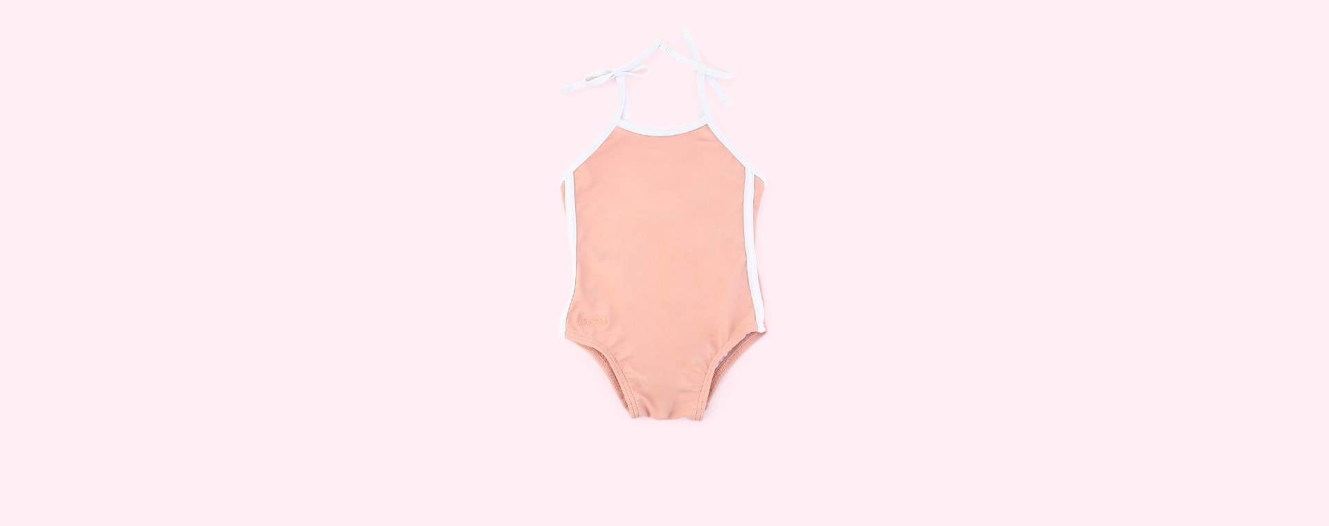 Coral blush Liewood Gigi Swimsuit