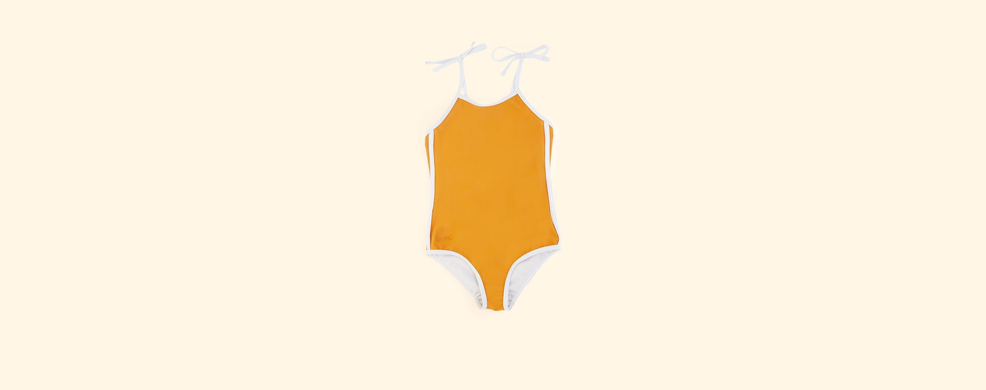 Mustard Liewood Gigi Swimsuit