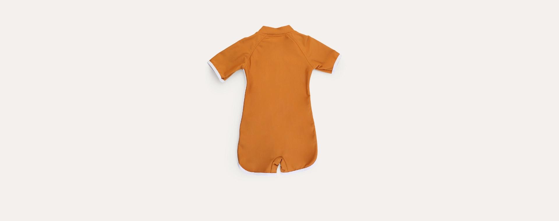 Mustard Liewood Triton Swim Jumpsuit