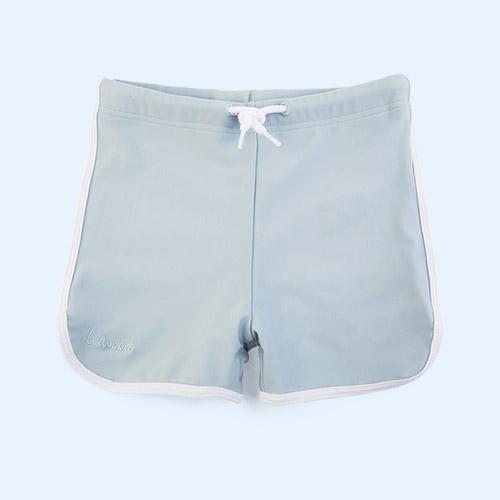 Sea Blue Liewood Dagger Swim Pants