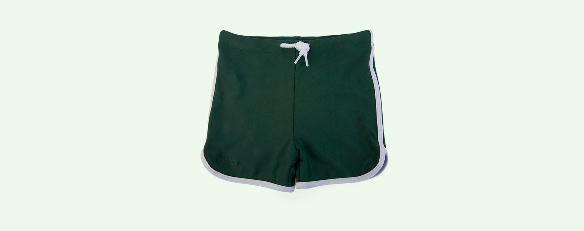 Garden green Liewood Dagger Swim Pants