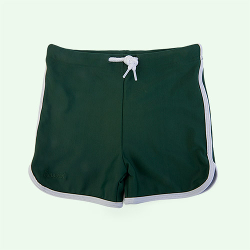 Garden green Liewood Dagger Swim Pants