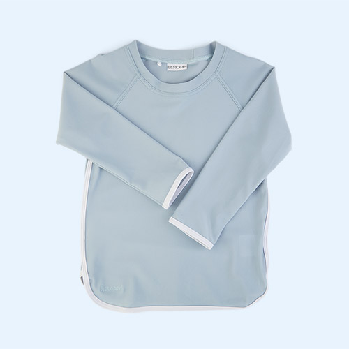 Sea blue Liewood Manta Swim Tee