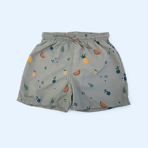 Fruit Dove Blue Liewood Duke Board Shorts