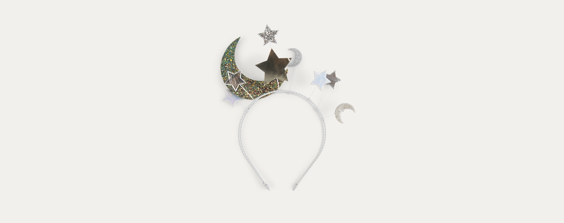 Silver Mimi & Lula Night Sky Headdress