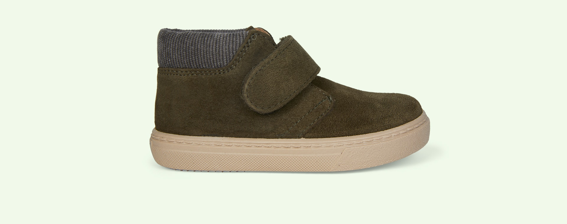 Khaki igor Cord Low Boot