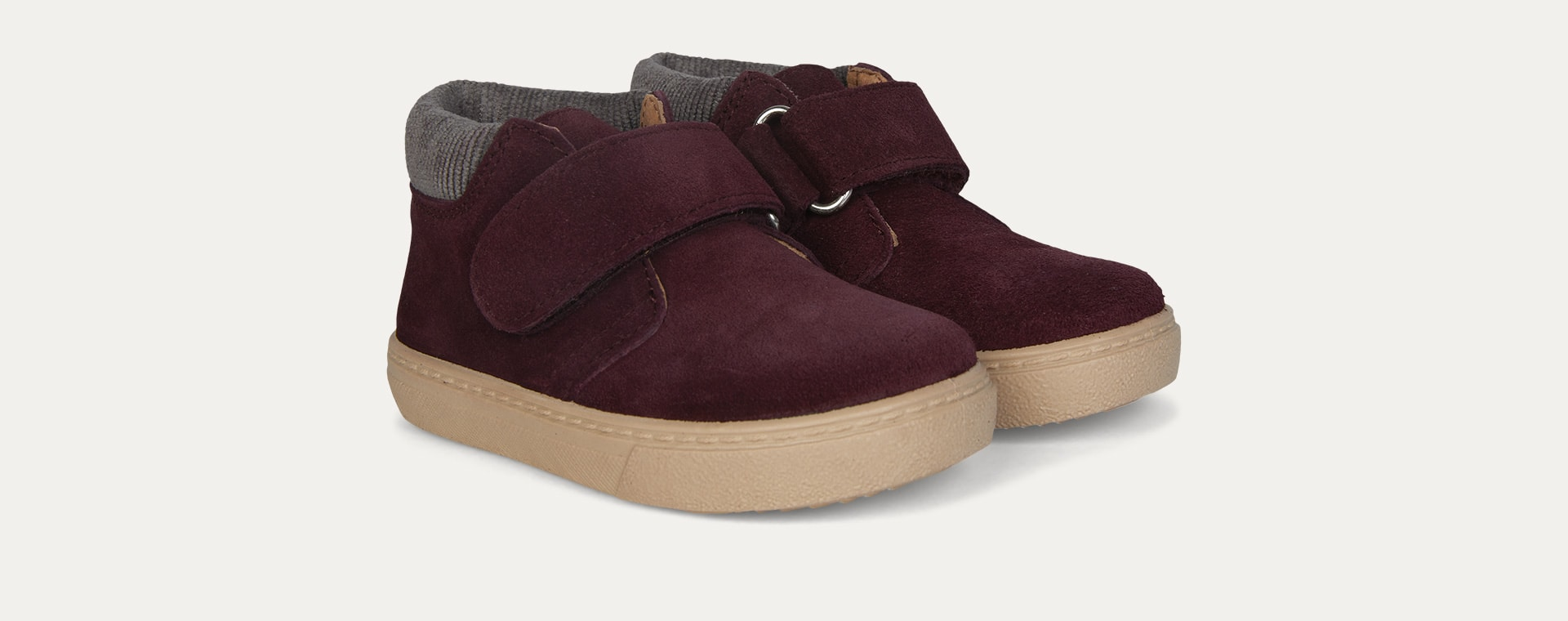 Burgundy igor Cord Low Boot