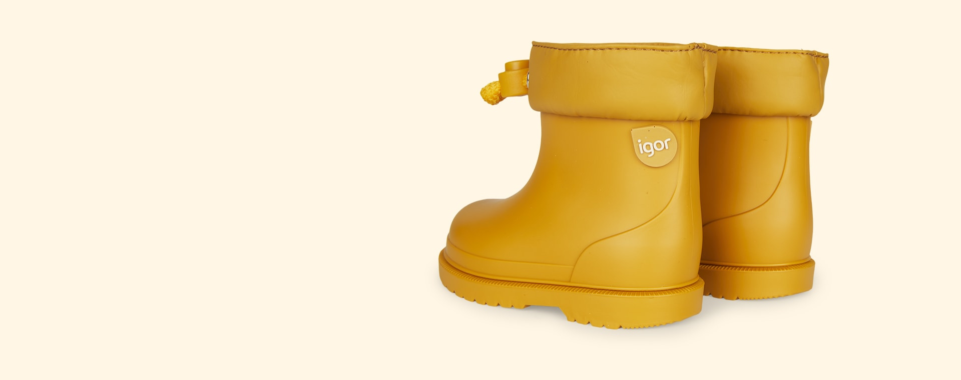 Mustard igor Bimbi MC Ankle Welly
