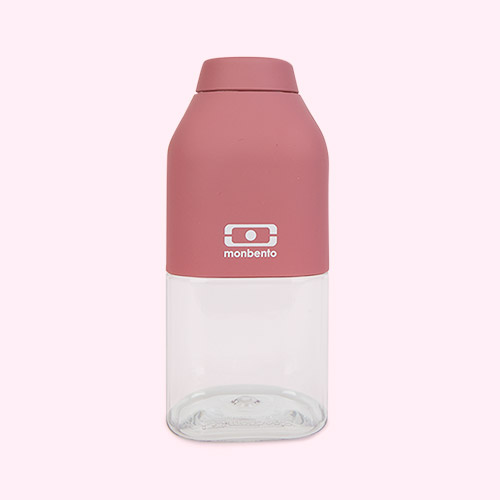 Pink Blush monbento Positive 330ml Bottle