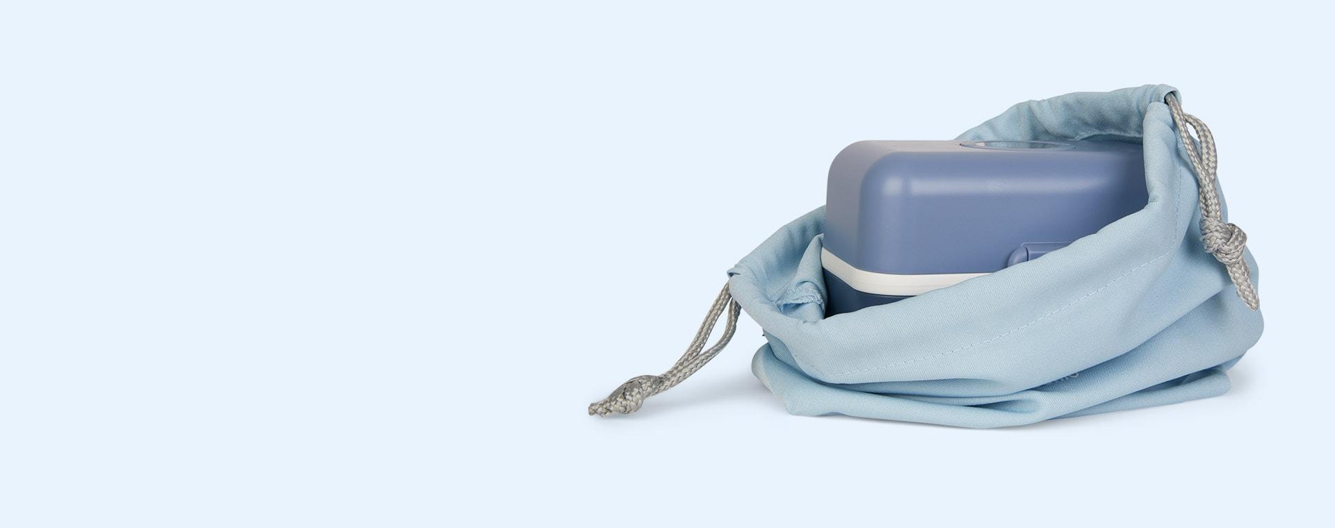 Blue Crystal monbento Pochette Bento Bag