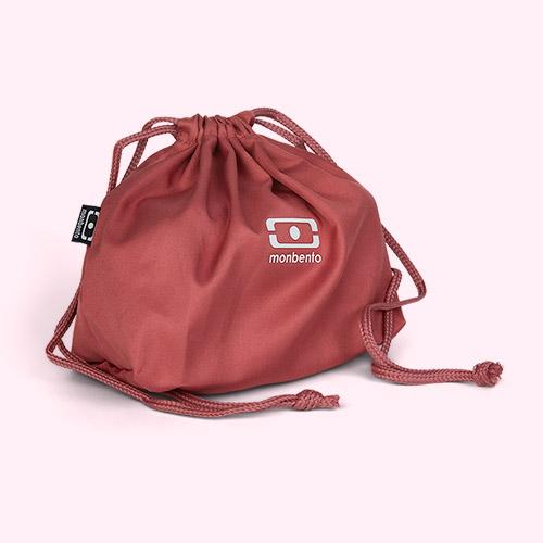 Pink Blush monbento Pochette Bento Bag
