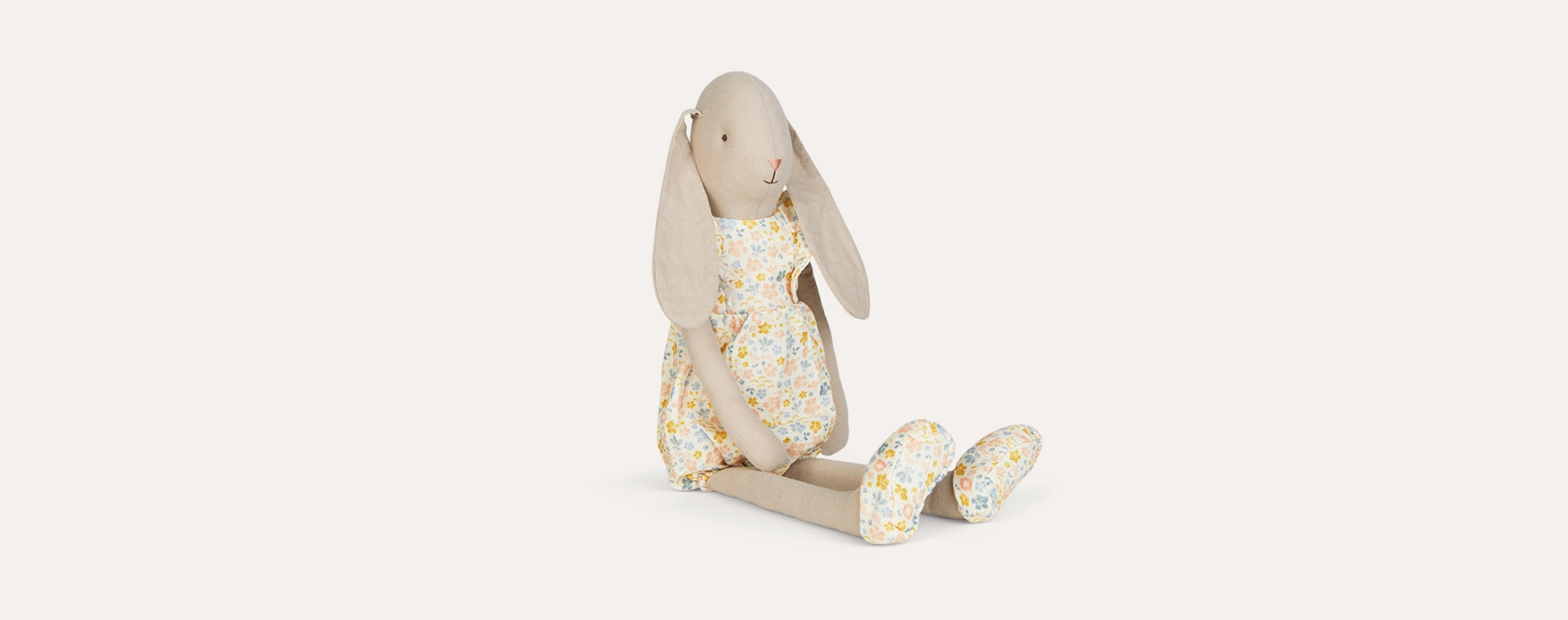 Flower Suit Maileg Bunny Size 4