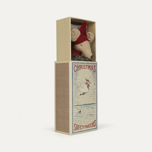 Big Brother Maileg Christmas Mouse in Box