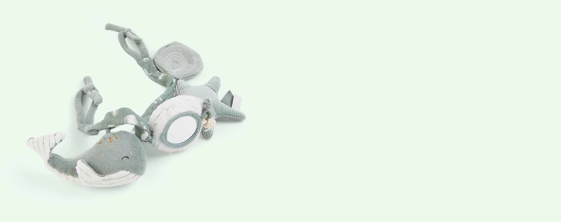 Ocean Mint Little Dutch Stroller Toy Chain