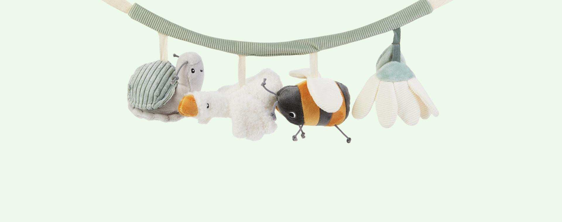 Little Goose Little Dutch Stroller Toy Chain