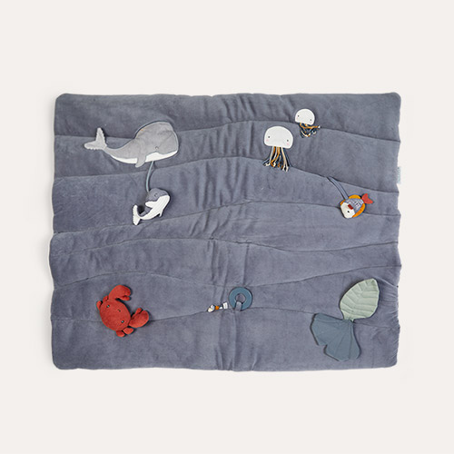 Ocean Blue Little Dutch Activity Mat