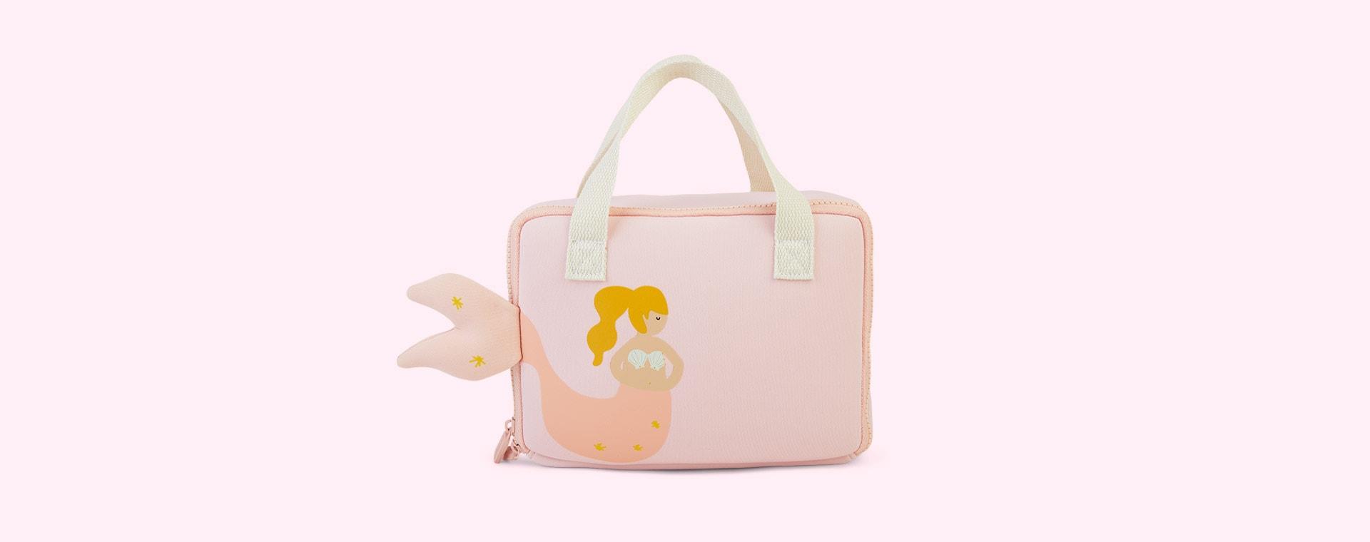 Mermaid Sunnylife Neoprene Lunch Bag