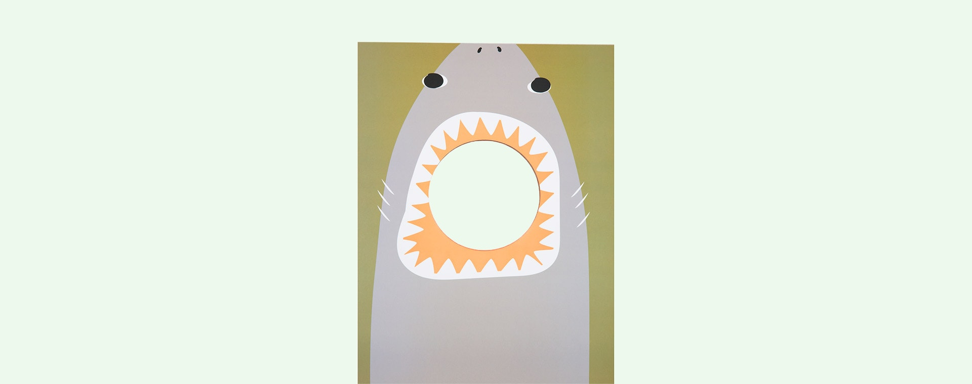 Shark Attack Sunnylife Mini Corn Hole