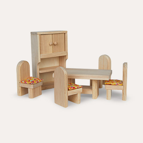 Neutral Plan Toys Classic Dining Room
