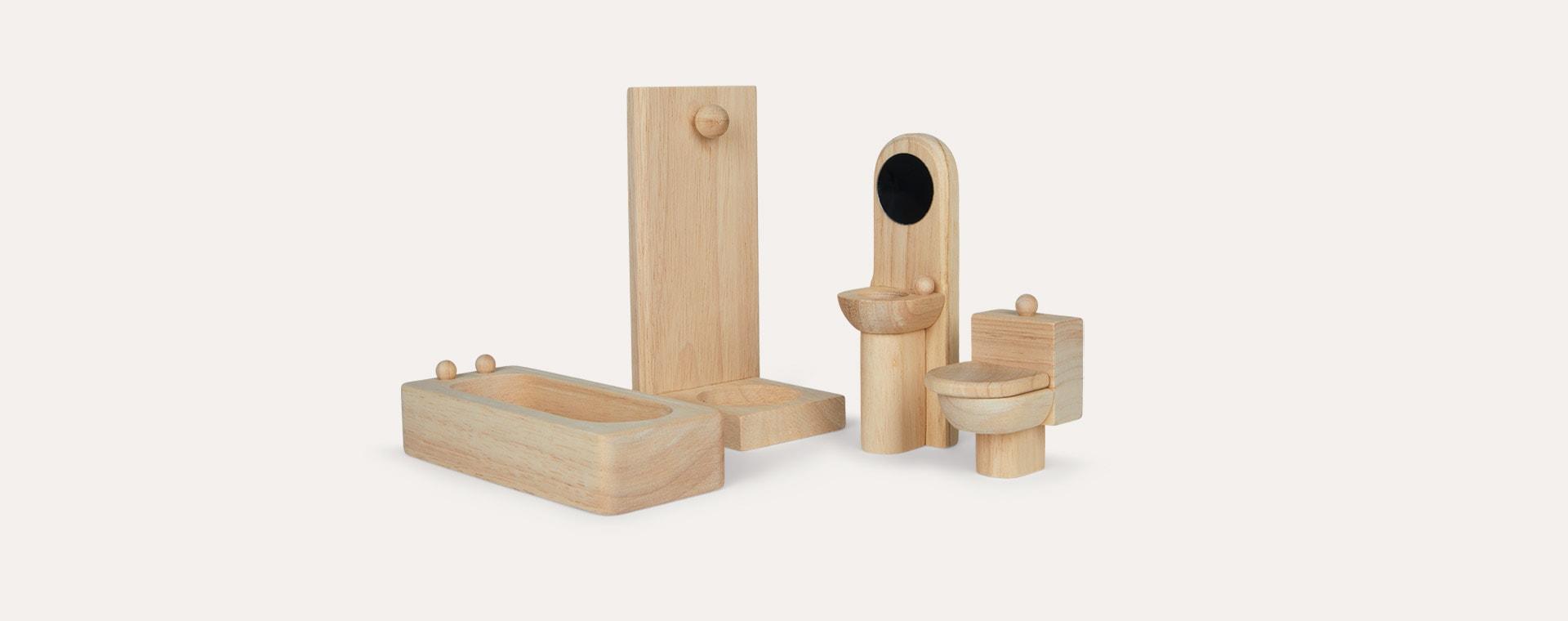 Neutral Plan Toys Classic Bathroom