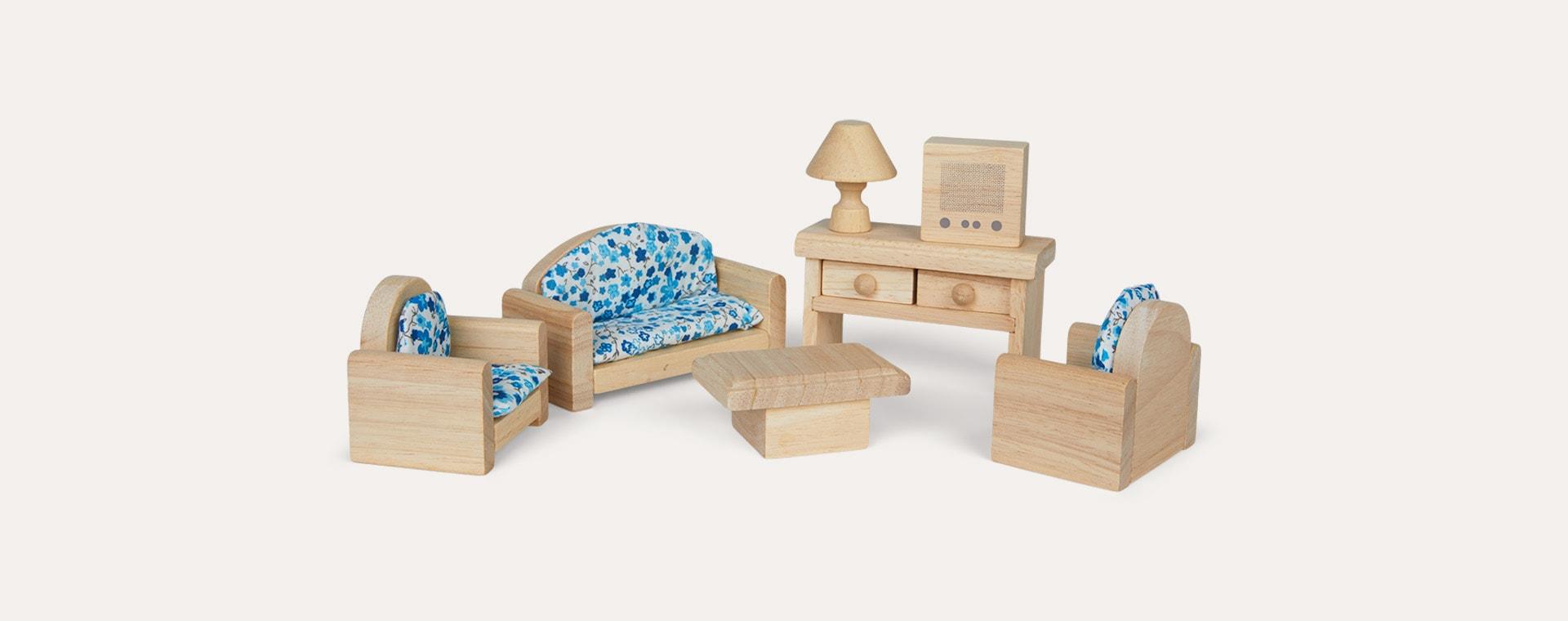 Neutral Plan Toys Living Room