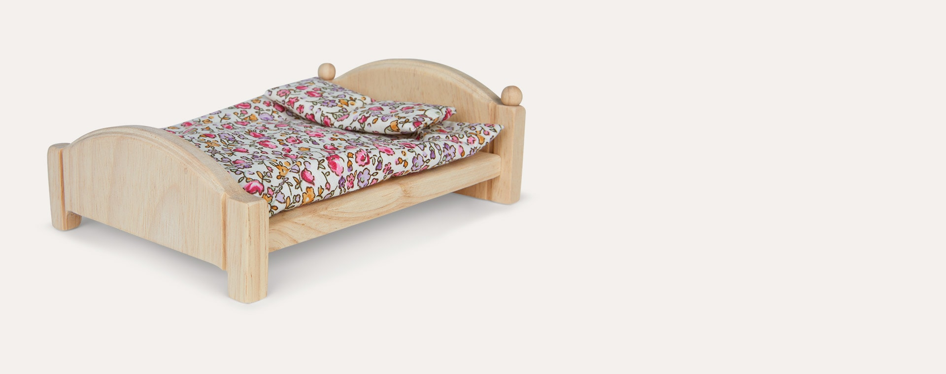 Neutral Plan Toys Classic Bedroom