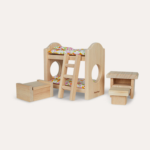 Neutral Plan Toys Classic Childrens Bedroom