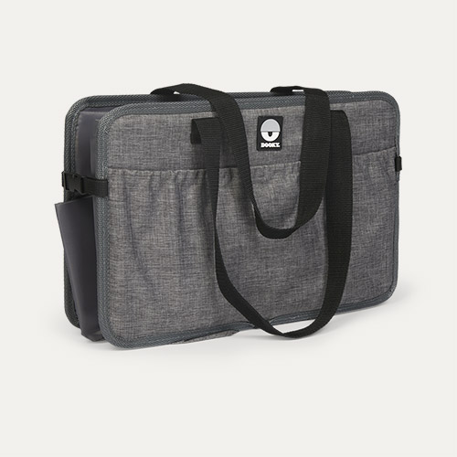 Grey Dooky Portable Travel Cot