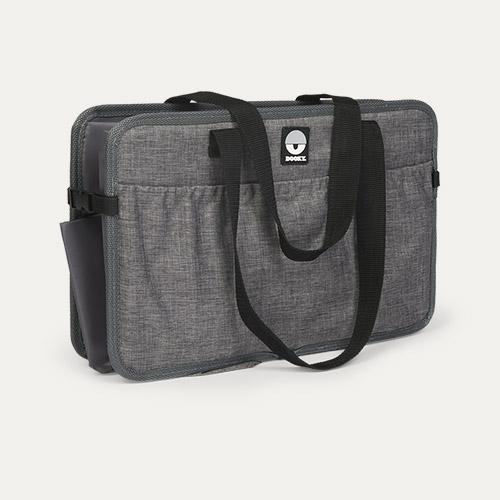Grey Dooky Portable Travel Cot