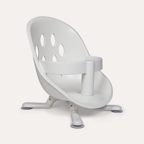 White phil&teds Poppy Bath Seat