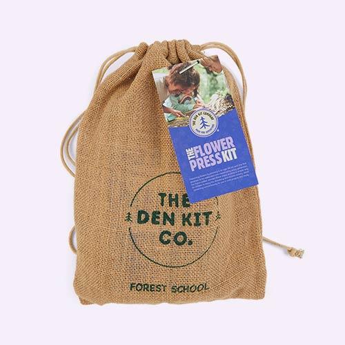 Multi The Den Kit The Flower Press Kit