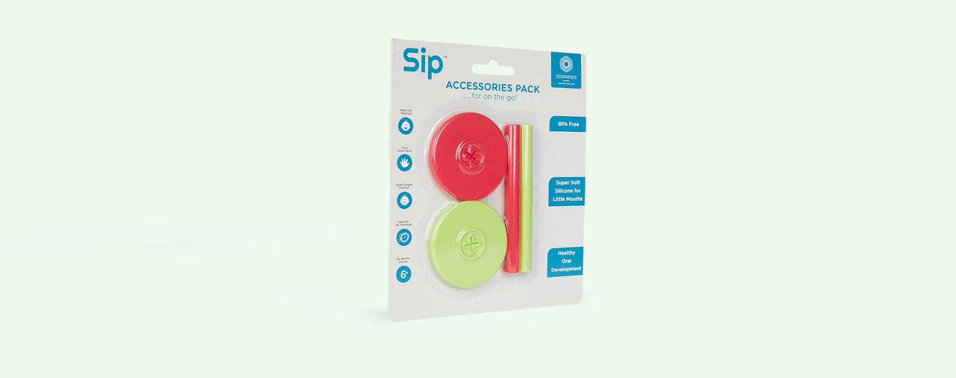 Apple / Rose Cognikids Sip Accessory Pack
