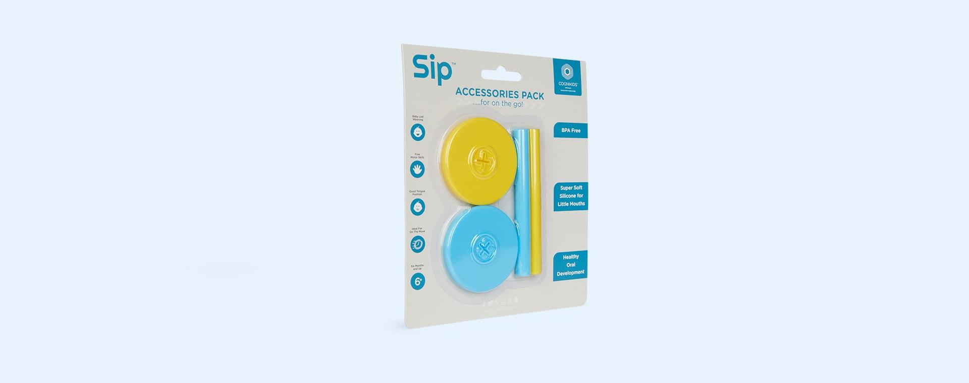 Sunshine / Sky Cognikids Sip Accessory Pack