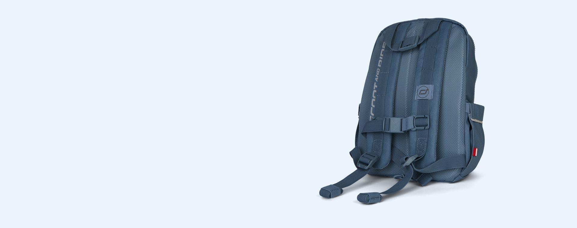 Steel Scoot & Ride Backpack