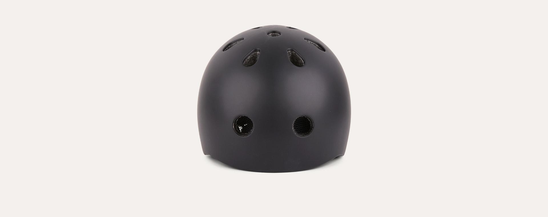 Black and Gold Scoot & Ride Highway Kick 1 Helmet