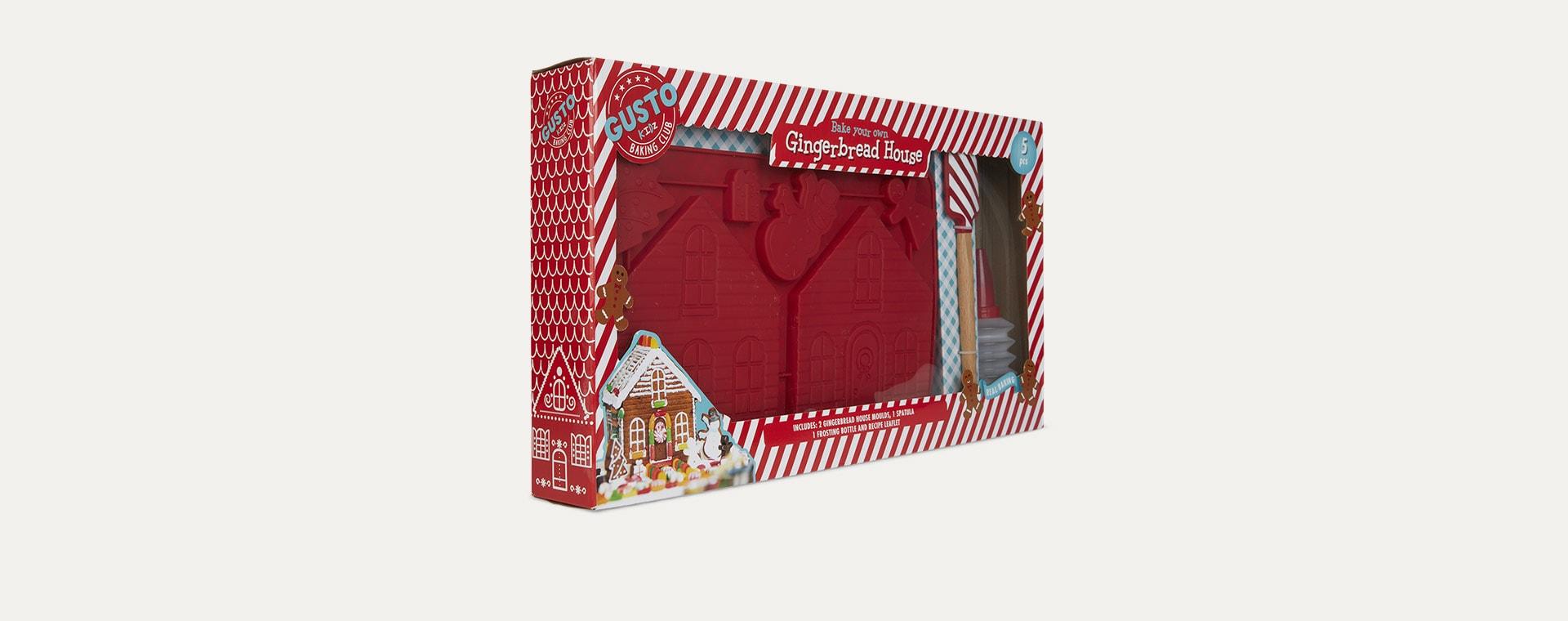 Multi Gusto Gingerbread House Baking Set