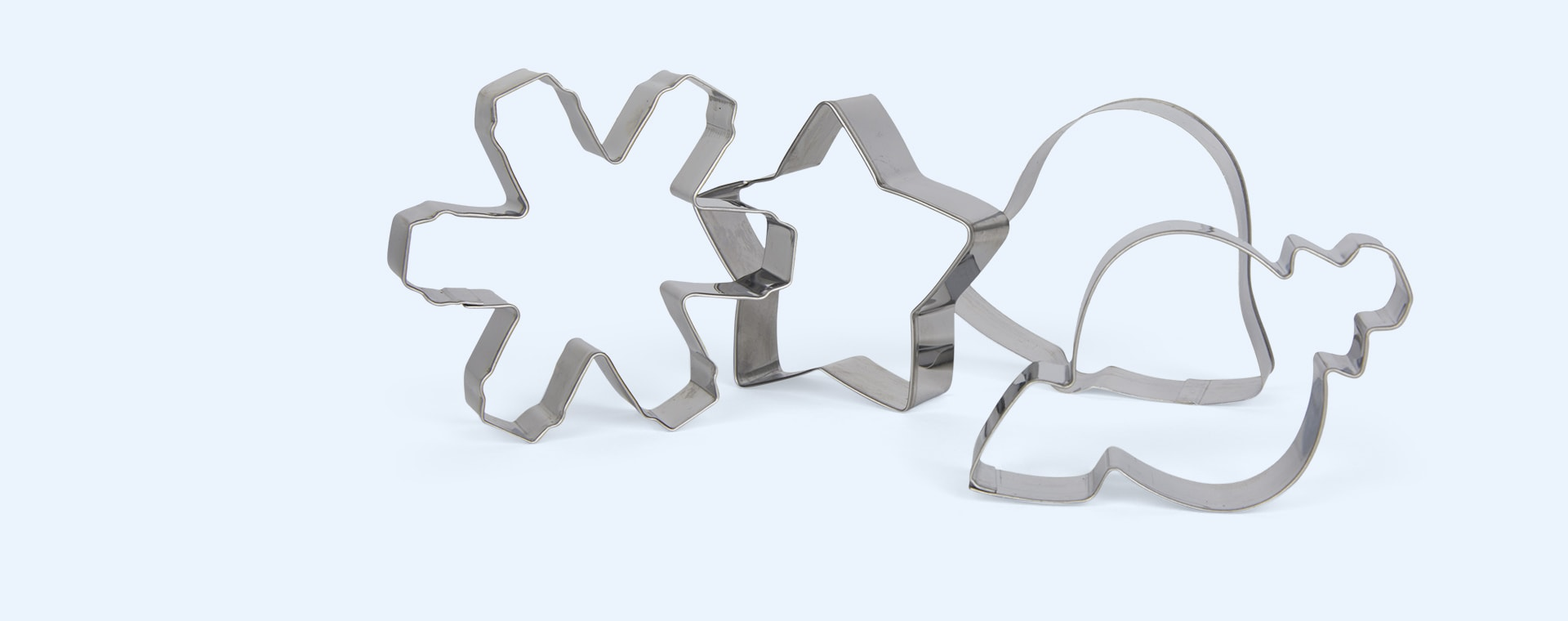 Multi Gusto Winter Wonderland Cookie Cutter Set (12pc)