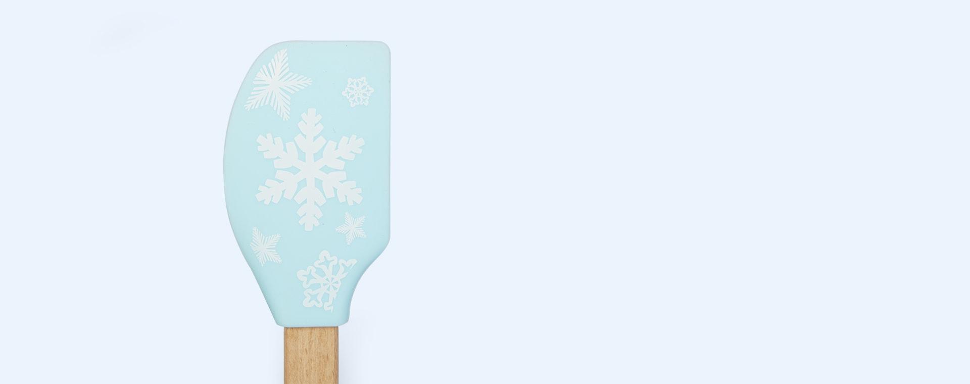 Multi Gusto Winter Wonderland Spatula & Snowflake Cookie Cutter Set