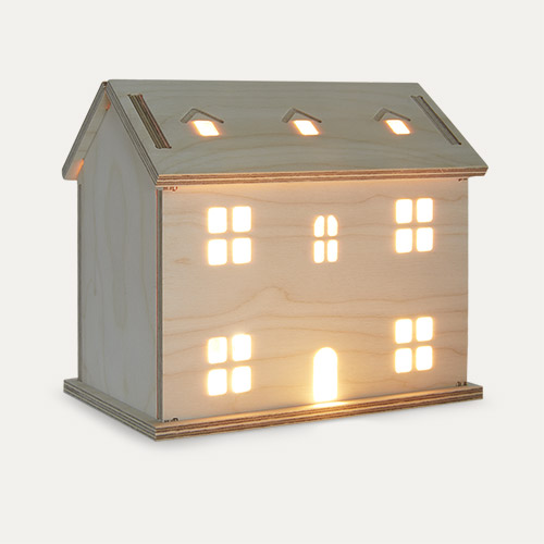 Neutral Bright Corner Welsh Cottage Light