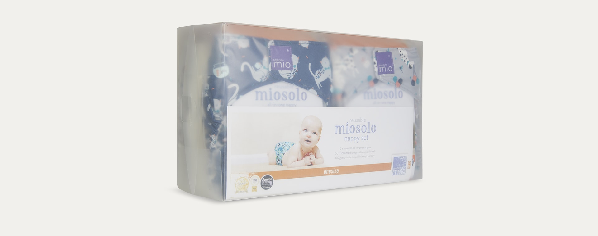Pet Party Bambino Mio Miosolo Nappy Set