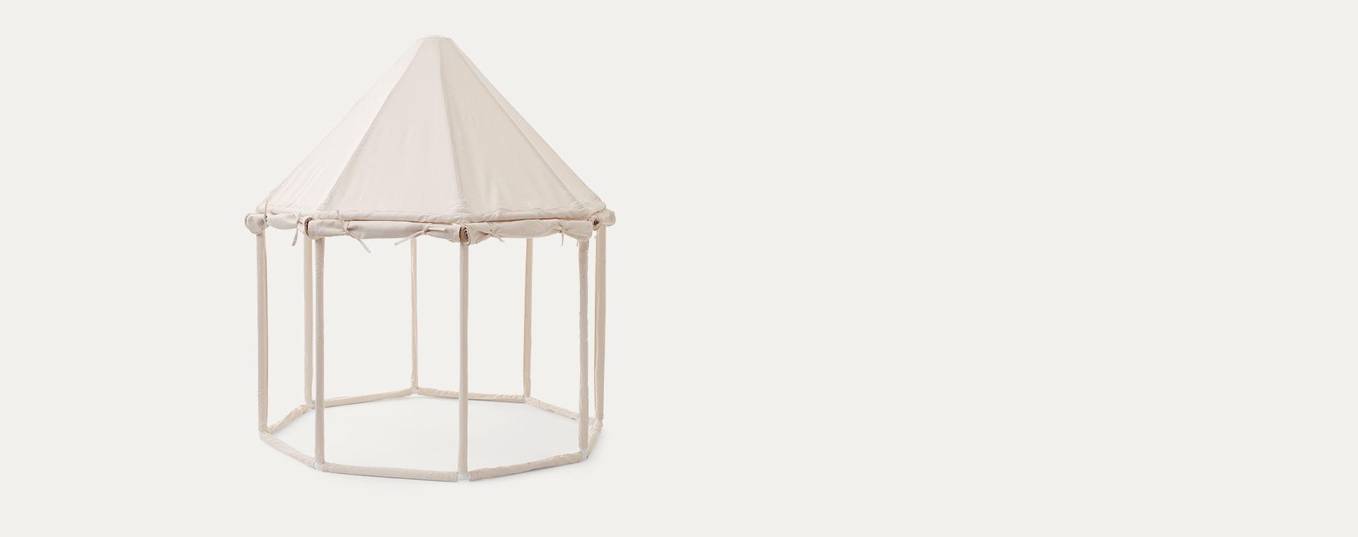 Off White Kid's Concept Pavilion Tent