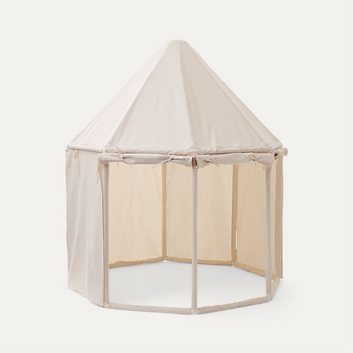 Off White Kid's Concept Pavilion Tent