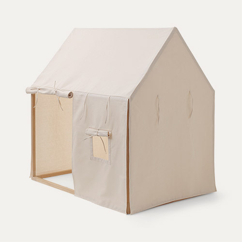 Off White Kid's Concept Playhouse Tent