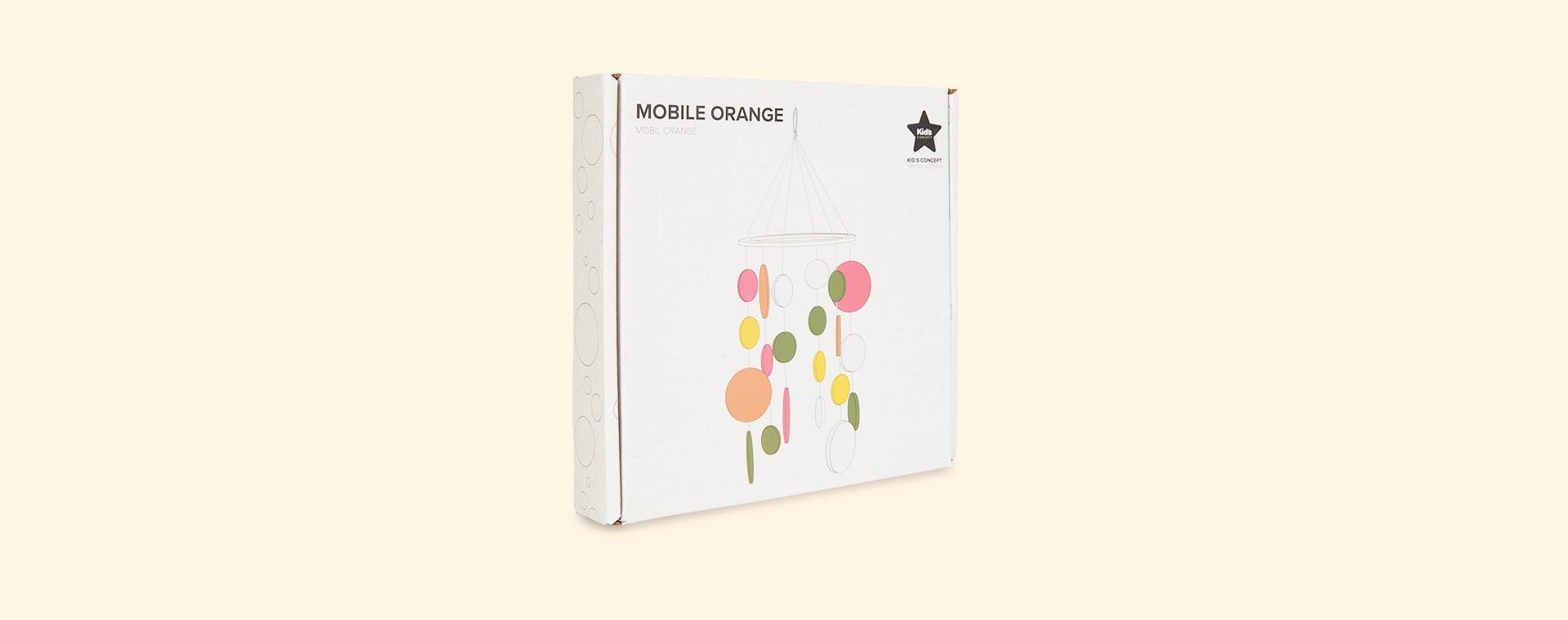 Orange Kid's Concept Mobile
